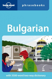 Bulgarian Phrasebook Lonely Planet / 1st 2008