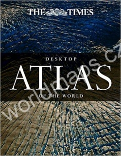 The Times Desktop Atlas of the World / 2015, anglicky